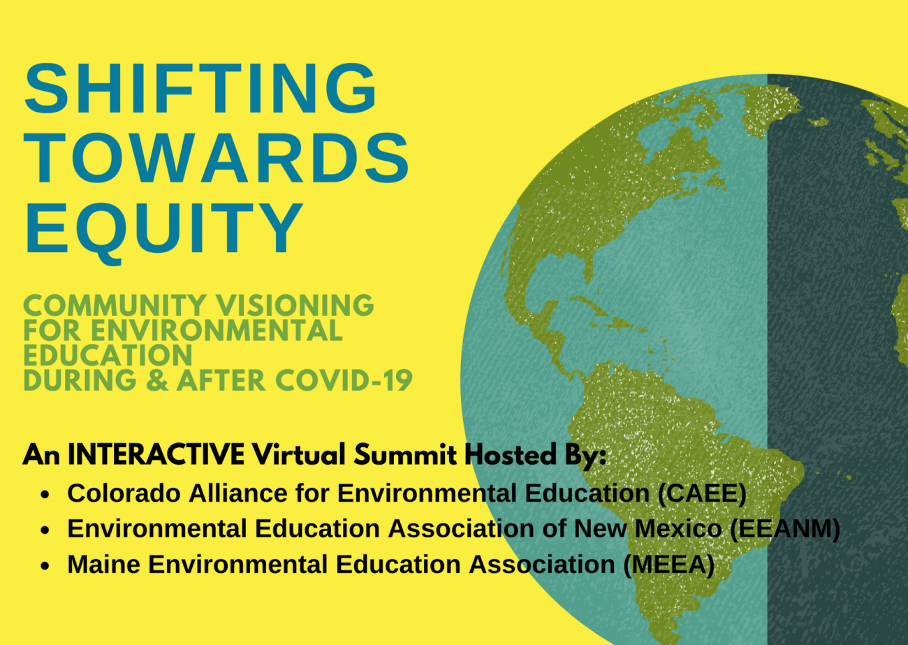 Shifting Towards Equity:  Community Visioning for EE during and after COVID-19