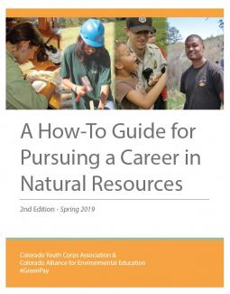 A How-To Guide for Pursuing a Career in Natural Resources